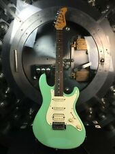 Fernandes Mint Green Electric Guitar