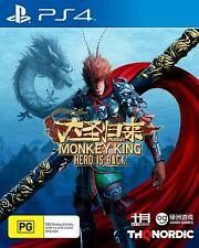 Monkey King Hero Is Back Sony PS4 Film Adaptation Role Play Game Playstation 4