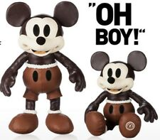 NWT Mickey Mouse Memories April Plush authentic camouflage toy doll DisneyStore
