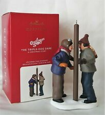 Hallmark 2020 A CHRISTMAS STORY The Triple Dog Dare Ornament