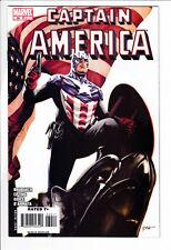 CAPTAIN AMERICA #34 VF Marvel Avengers 1st Appearance Winter Soldier Bucky asCap