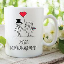 Wedding Gift Mug Bride Groom Novelty Funny Joke Gifts Wedding Present WSDMUG548