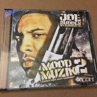 DJ On Point Joe Budden Mood Muzik #2 Classic Jersey Rap Mixtape Mix CD