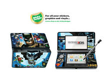 Lego Batman 2 DC Super Heroes Vinyl Skin Sticker for Nintendo 3DS