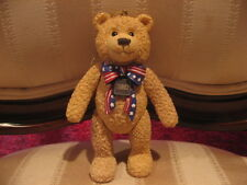 2002 Christmas Ornament Celebrating 100 Years of Bears w/Commemorative Plaque