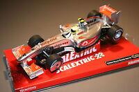 Slot SCX Scalextric 6463 Vodafone McLaren Mercedes Race Car Nº2 - New