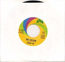 "JACKIE LEE ""THE CHICKEN"" FUNK SOUL  1970 SP UNI 55206"