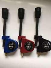 1PC WOLF Archery Stabilizer Compound Bow Black Suppressor Stop Bracket Device