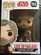FUNKO POP Star Wars Luke Skywalker 193#  Action Figure