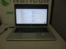 """HP Folio 9470M 14"""" i7 2.0GHz 8GB NO HDD/CADDY Webcam WiFi Laptop NO AC*"""