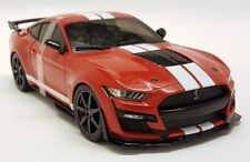 2020 Ford Shelby Mustang Gt500 in Red 1/18 Scale Model by Solido