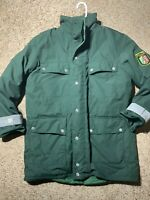 German Police. - Polizei-  All Weather Jacket Parka GoreTex.With liner Sz 52
