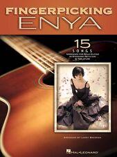 Fingerpicking Enya Sheet Music 15 Songs Arranged for Solo Guitar 000701161