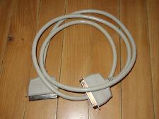 SCSI-Kabel 180 cm Centronics 50 für Sampler von AKAI, EMU, etc.