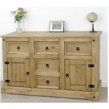 Brown 81cm-100cm Height Sideboards
