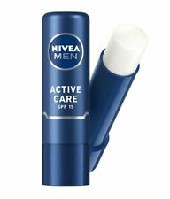 NIVEA MEN LIP BALM ACTIVE CARE CHAP STICK CARDED SPF15