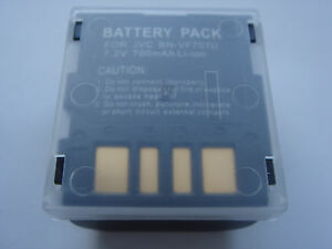 Batteria BN-VF733U Per JVC GR-DF420 GR-DF420EX GR-DF425 GR-DF430 GR-DF430US Gr