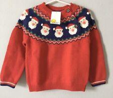 NWT Mini Boden Sweater 18-24