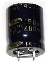 50x 150uF 40V Radial Snap In Mount Electrolytic Aluminum Capacitor DC 85C Audio