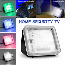 Fake Ftv-10 Crime Prevention Tv Burglar Intruder Thief Deterrent Home Security