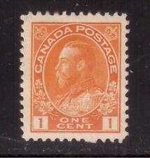 CANADA 1922 MINT #105, KING GEORGE V ADMIRAL ISSUE !!  A58