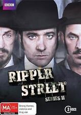 Ripper Street : Series 2 (DVD, 2014, 3-Disc Set)