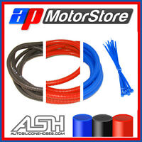 7Mm Conduit Engine Dressing - Wire Cable Ties Cover Car Electrical Split Dress