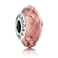 Genuine Pandora Fascinating Blush Pink Crystal 791729NBP Charm