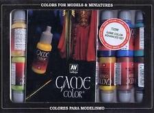 AV Vallejo Game Color Advanced Paint Set # 72298