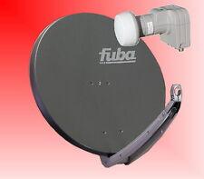 Fuba DAA 850 HD Sat Anlage - 4 Teilnehmer mit DEK 416 Quad LNB  & DAA 850
