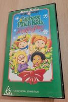 1991 The Cabbage Patch Kids First Christmas VHS Video Tape
