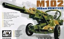 1/35 AFV Club M102 105 mm howitzer #35006