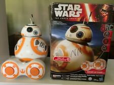 Used Hasbro The Force Awakens BB-8 Droid Action Figure. Works great!