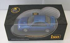 IXO 1/43 : SUBARU IMPREZA 2.0 WRX 2001     bleu metallise