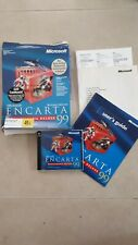 MICROSOFT ENCARTA ENCYCLOPEDIA 99 CD-ROM for Windows 95, 98