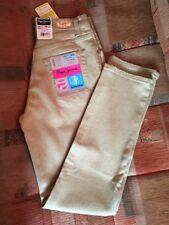 Pepe Jeans Stretch Femmes Beige UK 12
