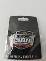2011 DAYTONA 500 OFFICIAL EVENT PIN HAT LAPEL - New in Package Free Shipping