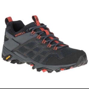 Merrell Moab FST 2 Men's Gore-Tex Waterproof Trail Hiking Shoe Size 11 NEW W/BOX