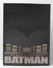 HEROCROSS Batman V Superman HYBRID METAL FIGURATION #33 BATMAN ARMORED