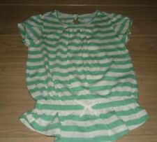 Gap Striped 100% Cotton T-Shirts & Tops (0-24 Months) for Girls