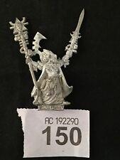 Warhammer 40k Eldar Eldrad Ulthran Farseer Metal #150