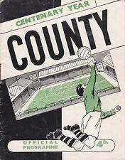 Notts County v Hull City, Division 3,  3/4/1962