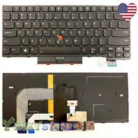 New Original Lenovo Thinkpad T480 Keyboard US Backlit 01AX487 01AX528 01AX569