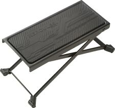 HERCULES FS100B FOOT REST Large Plate Solid Rubber Footrest