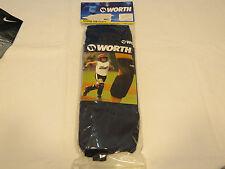 Worth Sliding Leg Guard Pro Dri fabrc L/Xl baseball sliding protective black Nos