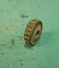 Walker Turner Rockwell Delta 20 Drill Press Down Feed Scale Locking Knob