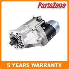 Starter Motor Fit for Toyota Landcruiser 4.2L Diesel 80 Series 100 series CW 12V
