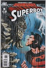 SUPERBOY #6 JUNE 2011 DC COMIC BOOK