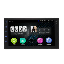 7 Inch 2Din Car Android Multtmedia Player GPS Stereos for Nissan Hyundai Honda