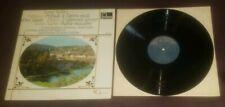 Ravel Debussy Dukas Saint-Saens LP Beinum Fournet Haitink import Fontana 894 011